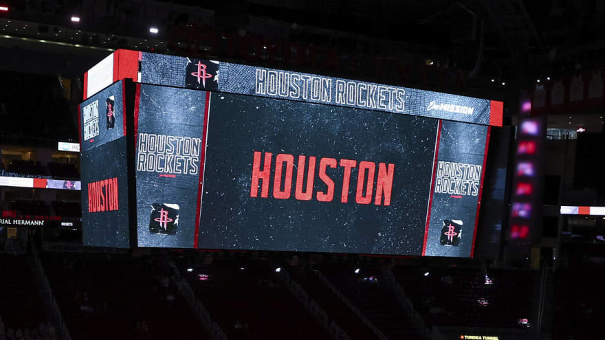 Report: Rockets 'aggressive' in pursuit of No. 1 pick in draft