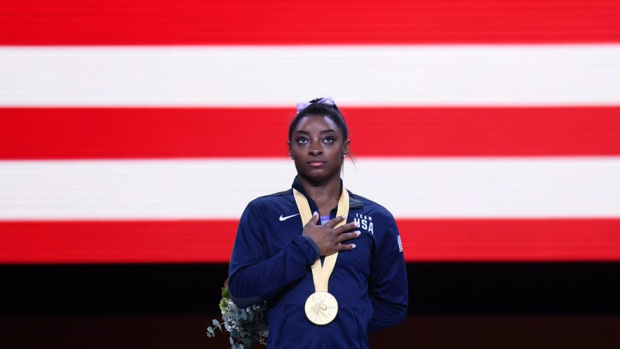 U.S. athletes who can win gold in Tokyo