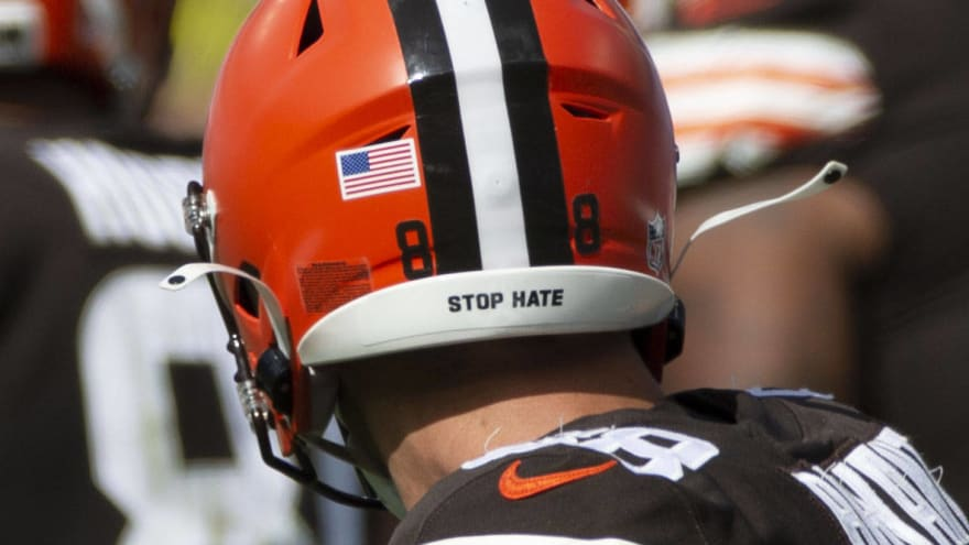Browns players sent home due to positive COVID-19 test