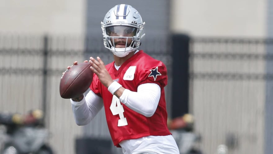 Dak Prescott expected to be a full go in training camp