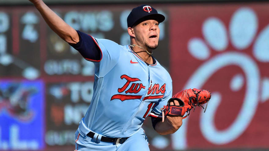 Report: Mets likely won't pursue Twins ace Jose Berrios