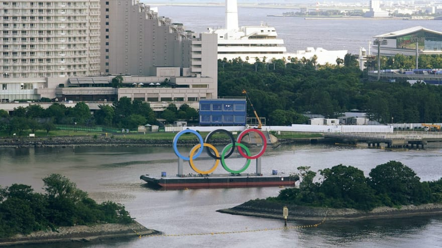 Two athletes in Olympic Village test positive for COVID