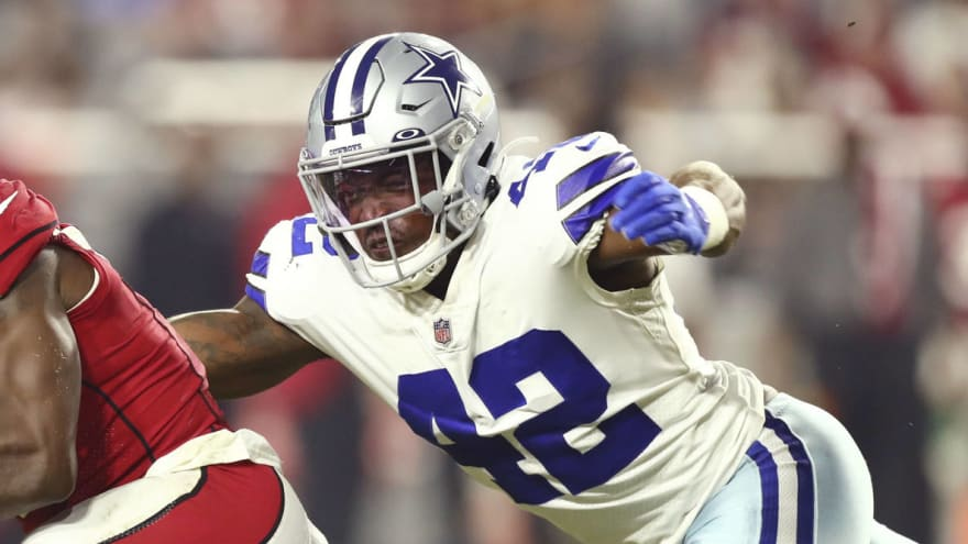Cowboys' Keanu Neal tests positive for COVID