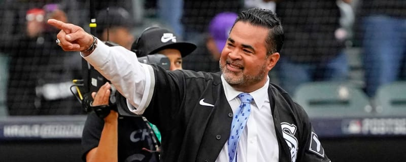 Report: Padres interviewed Ozzie Guillen for manager