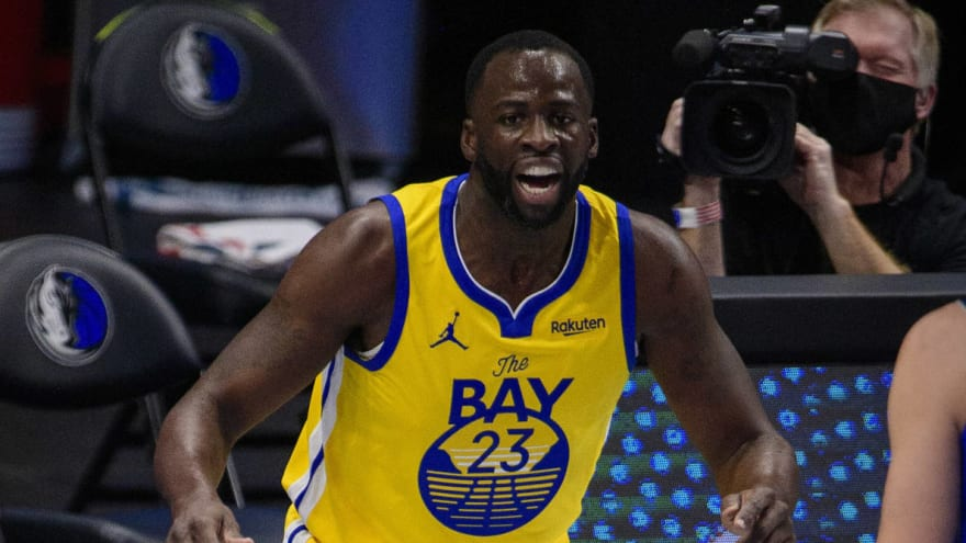 Draymond Green criticizes treatment of players on block
