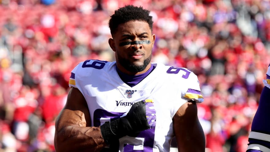 Danielle Hunter: I'm '100%' recovered from neck injury