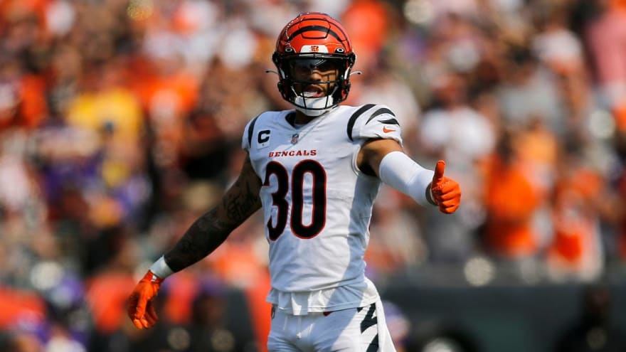 Bengals All-Pro safety Bates motivated by lack of extension