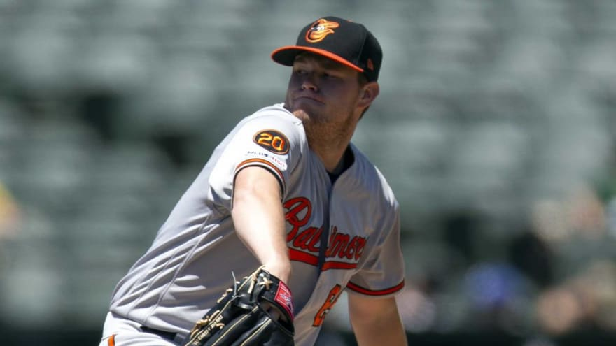 Orioles' Josh Rogers getting second opinion on UCL injury