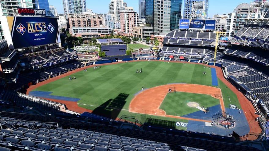 Calif. to allow some fans in parks for MLB Opening Day