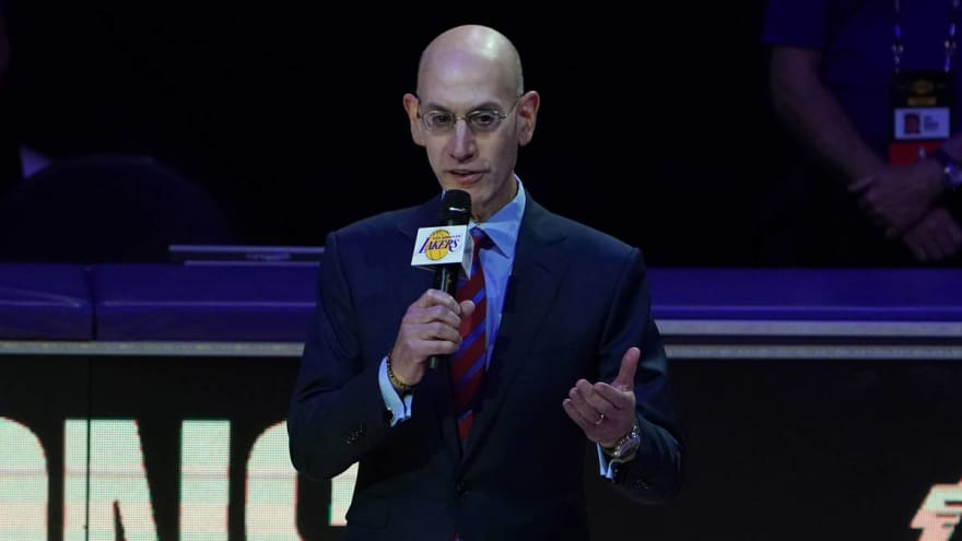 NBA team execs concerned about injuries with schedule