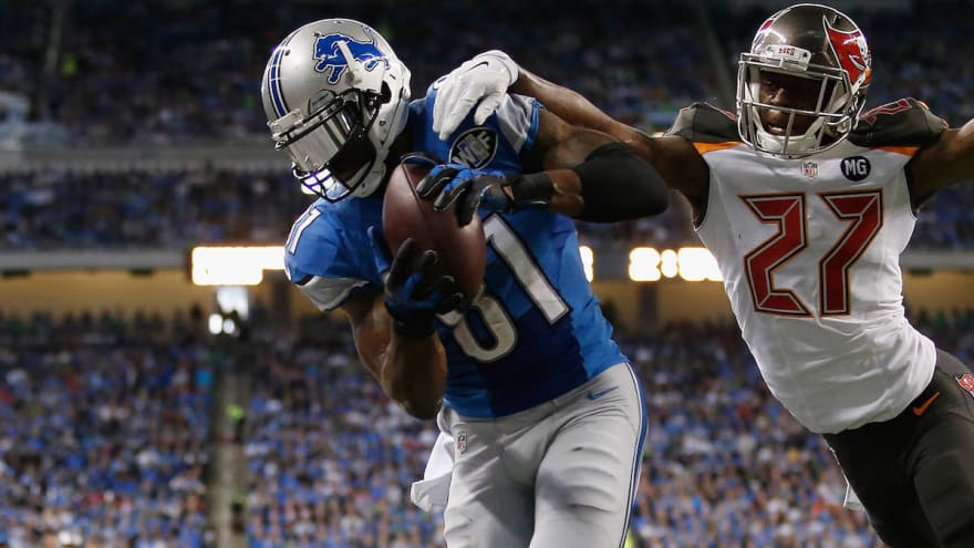 The 'Lions 1,000 yard receivers' quiz