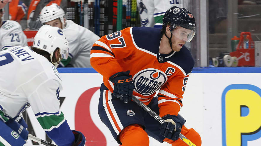 Report suggests Connor McDavid will give GM Ken Holland two years to put Oilers on track
