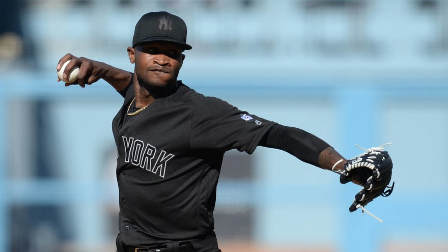 Domingo German apologizes for domestic violence incident