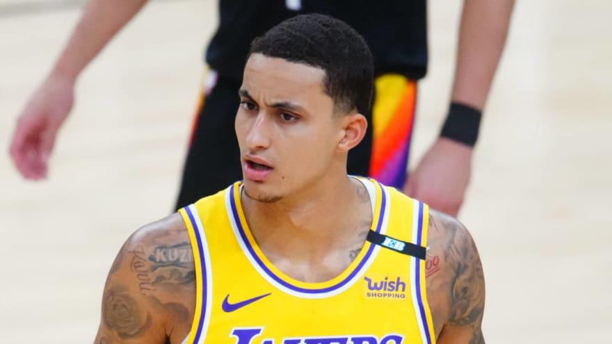 Spurs eyeing DeMar DeRozan-Kyle Kuzma swap with Lakers?