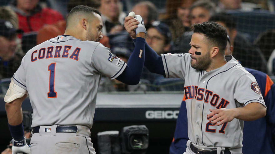 Five ways MLB commissioner can dig out from Astros mess