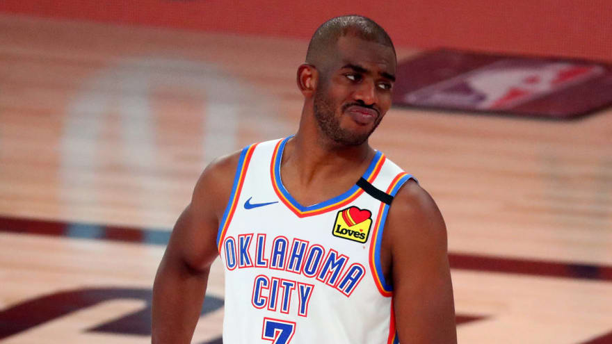 Rockets owner said Chris Paul had worst deal 'he'd ever seen'?