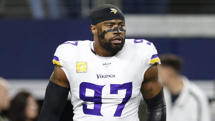 Everson Griffen interested in Seahawks deal