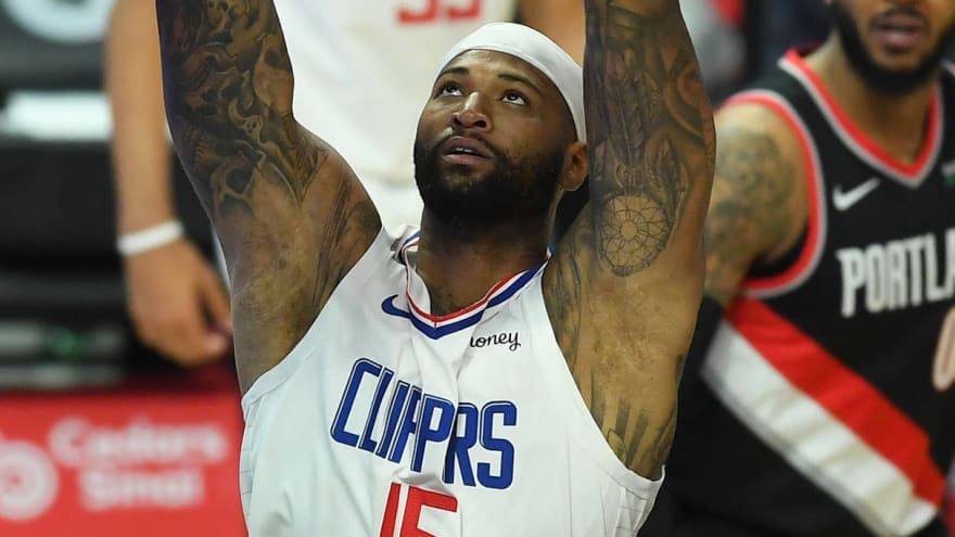 Clippers sign DeMarcus Cousins to second 10-day contract
