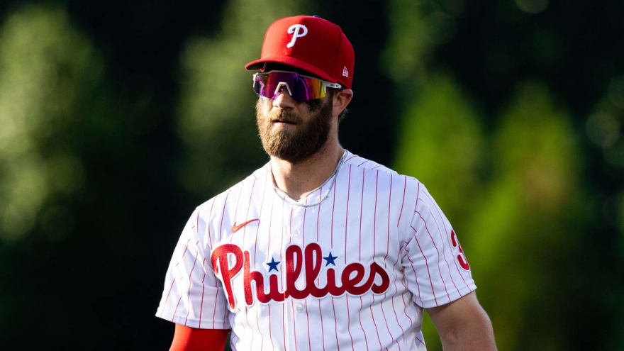 Bryce Harper wants Phillies to buy at trade deadline