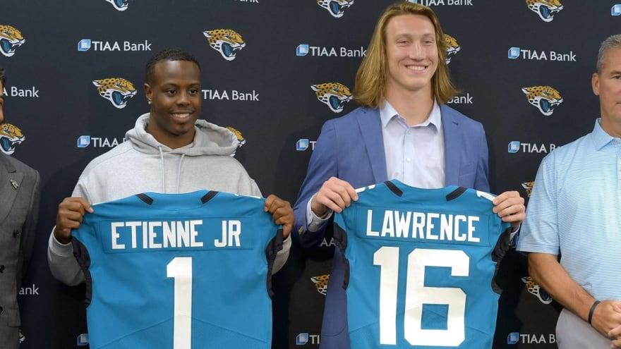 Jaguars accidentally revealed several NFL Draft player grades