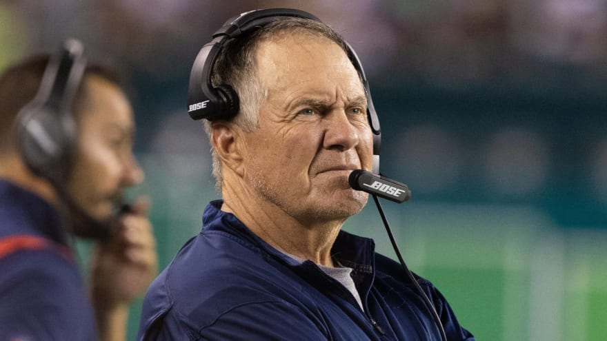 Belichick: Departure 'wasn't a question about not wanting' Brady