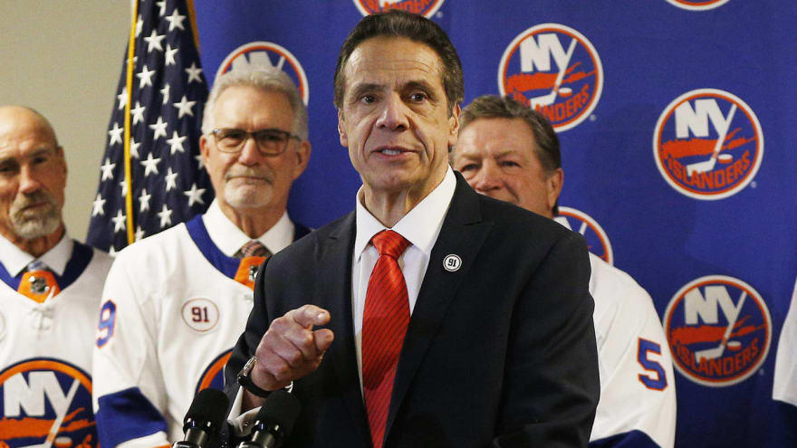 Cuomo: N.Y. sports venues can reopen at 10% capacity