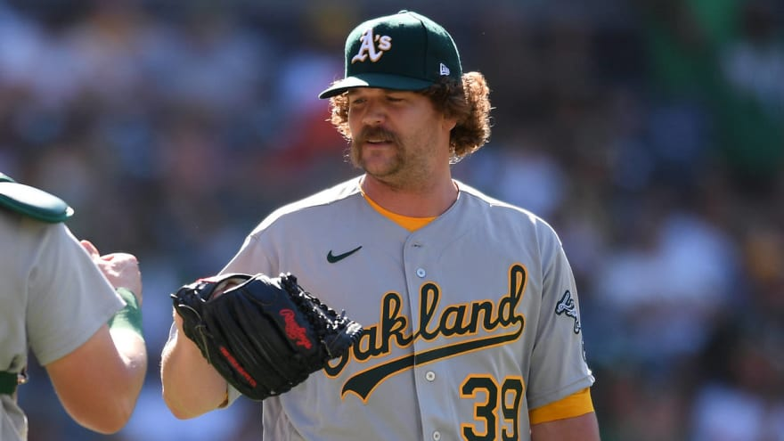 New A's reliever Andrew Chafin wants to live on a boat in Oakland