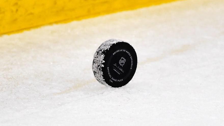 Blues name Peter Chiarelli VP of hockey operations