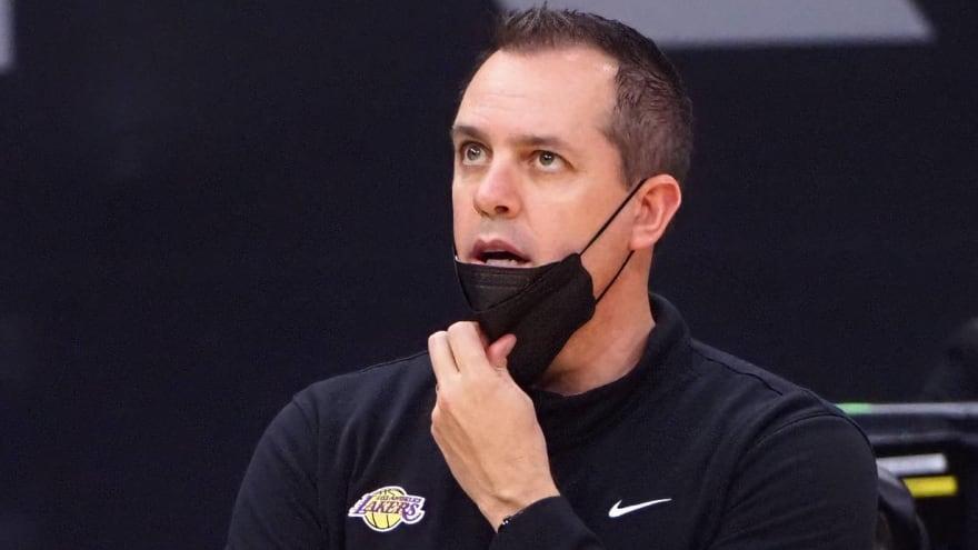 Frank Vogel makes curious remark about LeBron James' absence