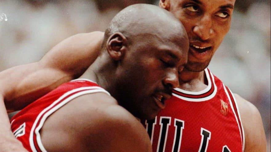 Michael Jordan's 'flu game' was actually food poisoning