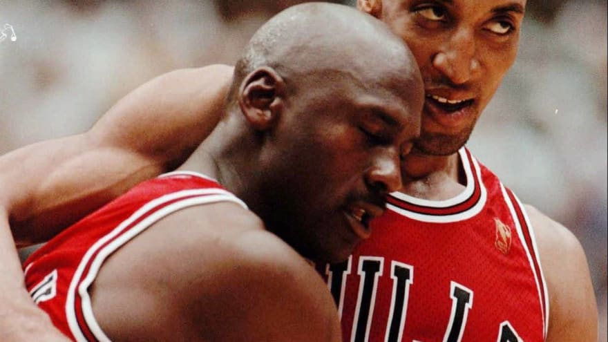 Was Michael Jordan actually hungover for famous 'flu game'?