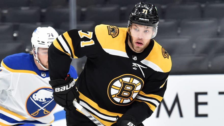 Bruce Cassidy hopes Taylor Hall stays with Bruins