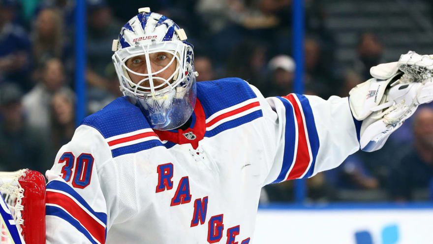 Henrik Lundqvist won't join Caps this season after surgery