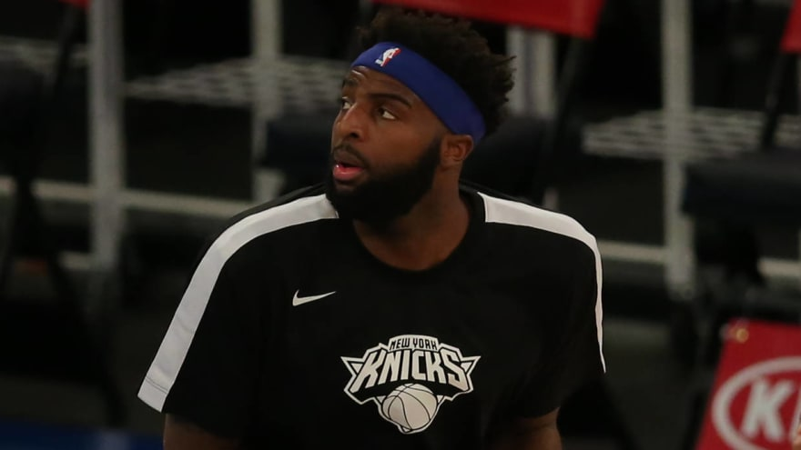Knicks center Mitchell Robinson could return Sunday
