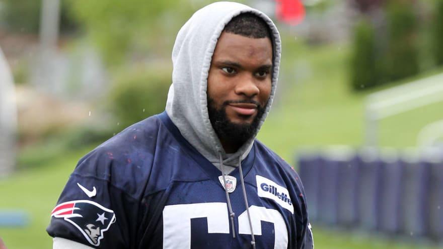 Patriots rookie Duke Dawson returns to practice after IR stint