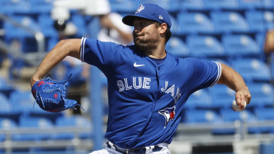 Blue Jays to activate LHP Robbie Ray from IL