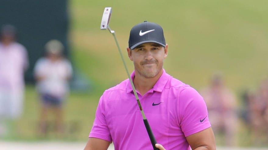 Brooks Koepka motivated by comment from Brad Faxon