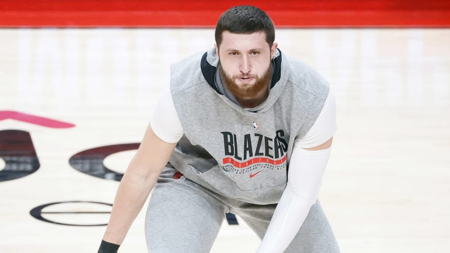 Jusuf Nurkic to return for Trail Blazers Friday