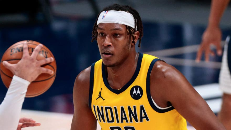 Lakers interested in Myles Turner trade ahead of deadline
