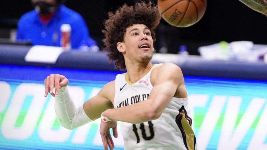 Jaxson Hayes arrest video shows altercation with police