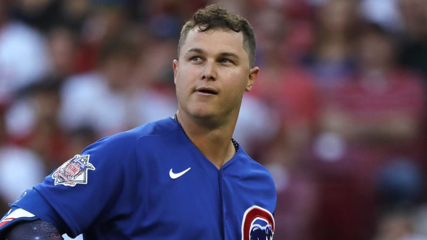 Braves acquire Joc Pederson from Cubs