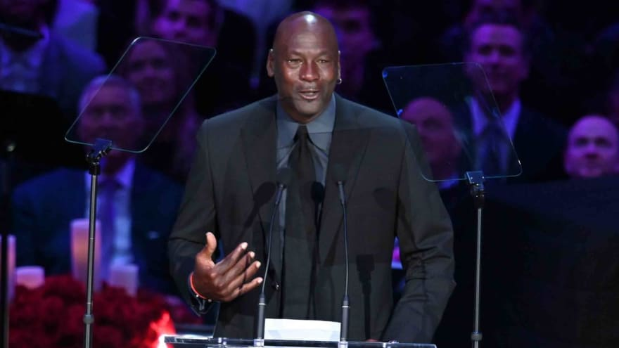 Jordan will present for Kobe at Hall of Fame induction