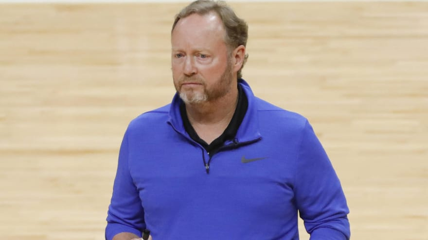Report: Mike Budenholzer would top Pacers' list if fired by Bucks