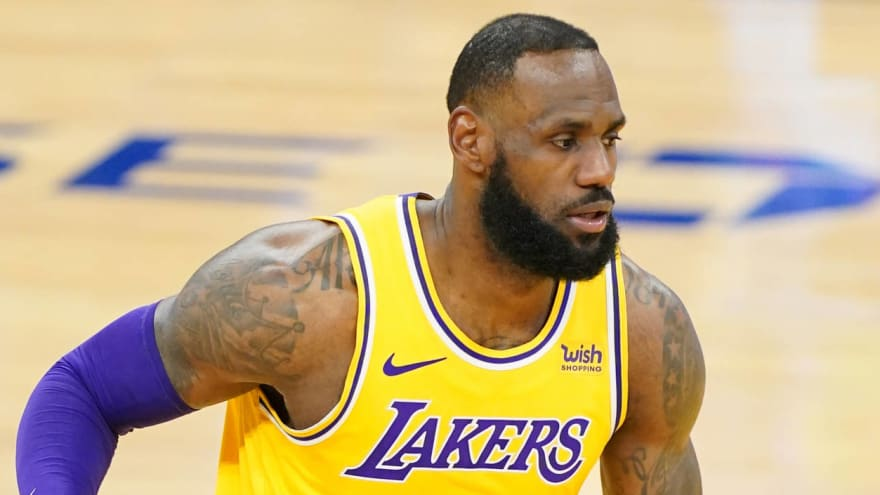 Report: LeBron James may still be weeks away from return