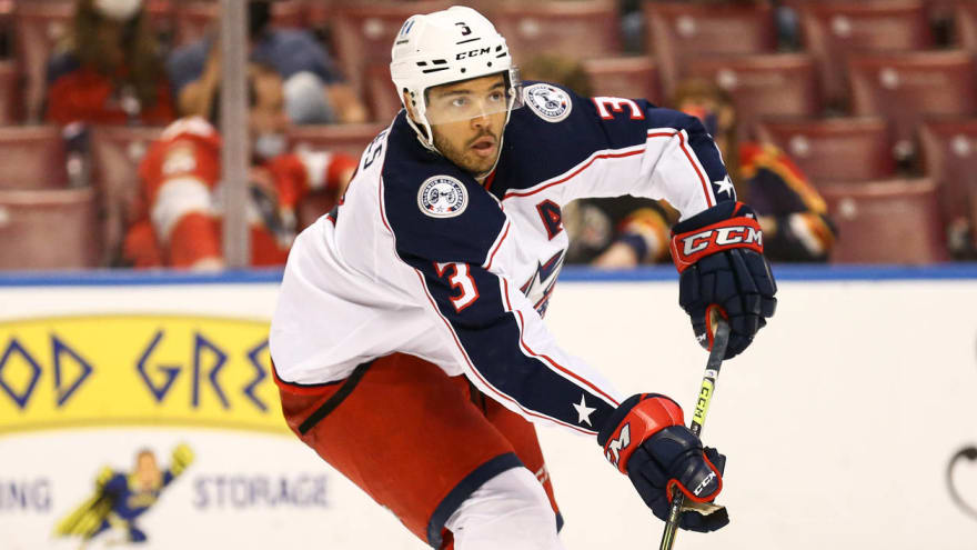 Blue Jackets weighing trade options for Seth Jones
