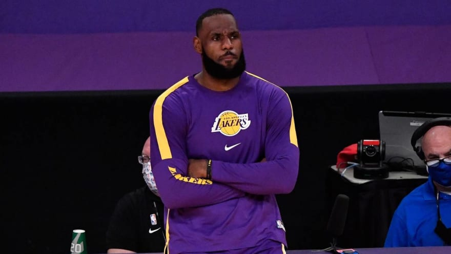 LeBron clarifies remarks about his long-term health