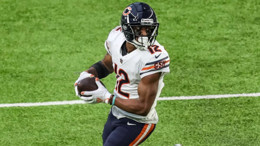 Bears GM: Franchise tag an option for Allen Robinson