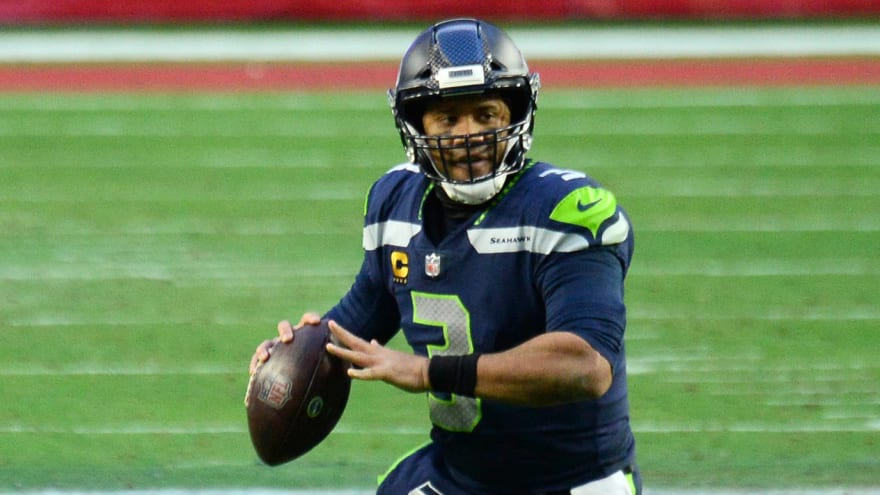 Analyst: Russell Wilson is playing last season in Seattle