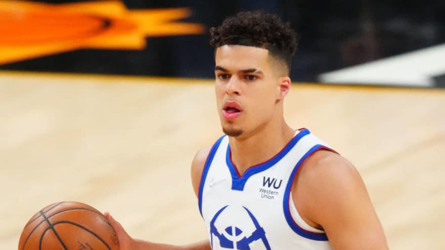 Nuggets to discuss contract extension with Michael Porter Jr. this offseason