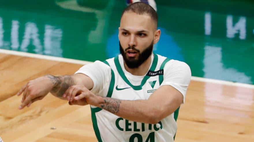 Evan Fournier: No 'extra motivation' playing against Magic